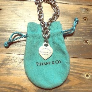 Return to Tiffany's bracelet
